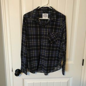 Ladies Size Small Flannel
